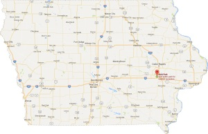 FW Kent Google Map