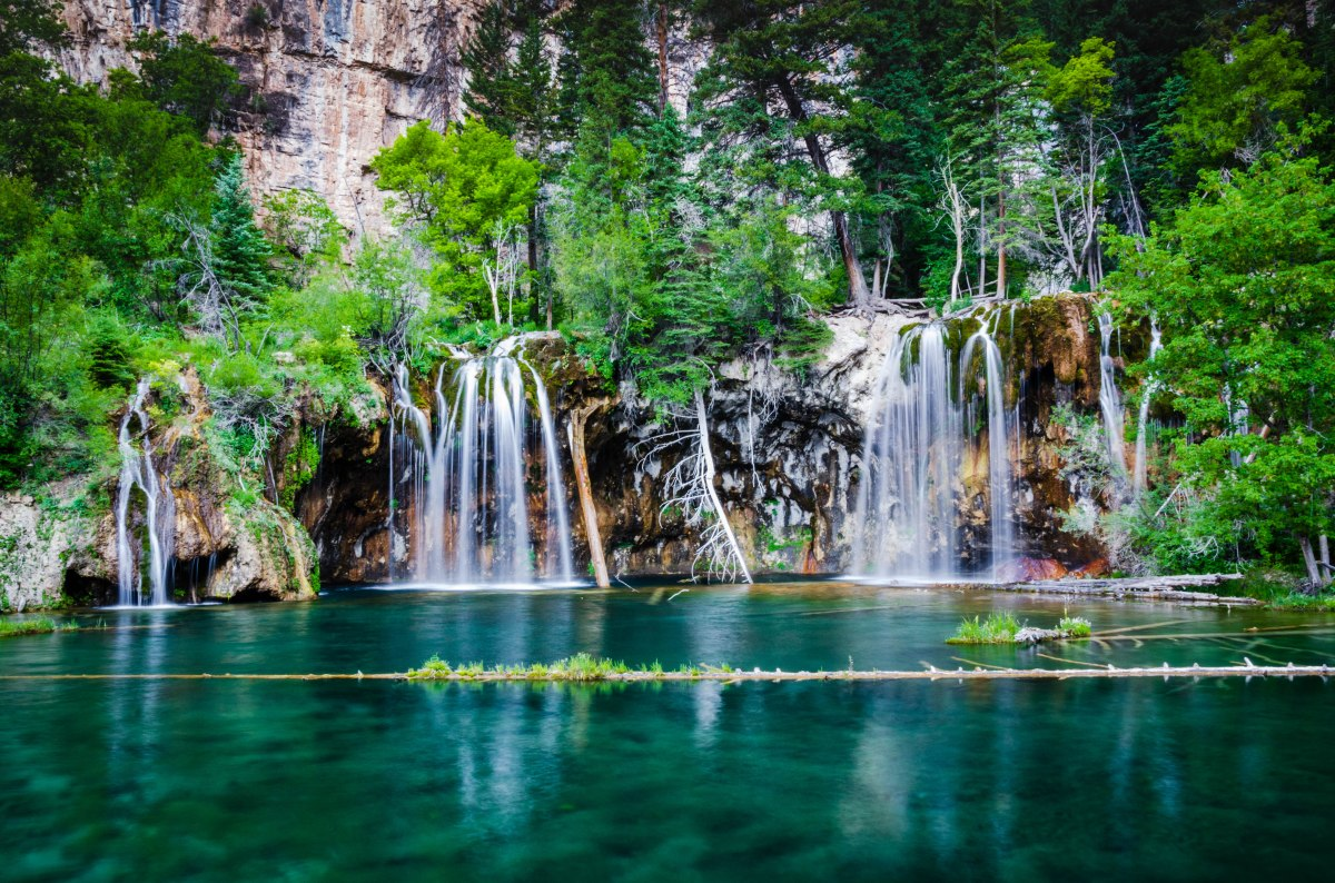 Hanging Lake Park, CO