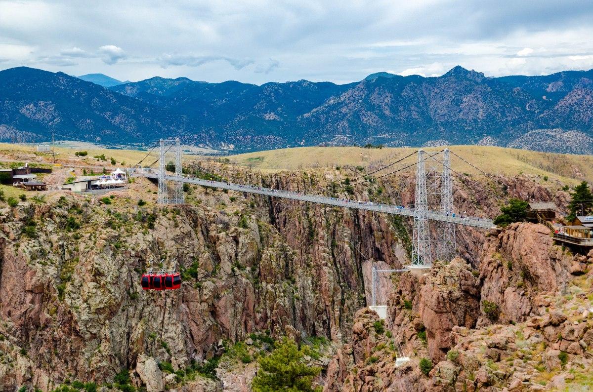 Royal Gorge Bridge and Park,CO