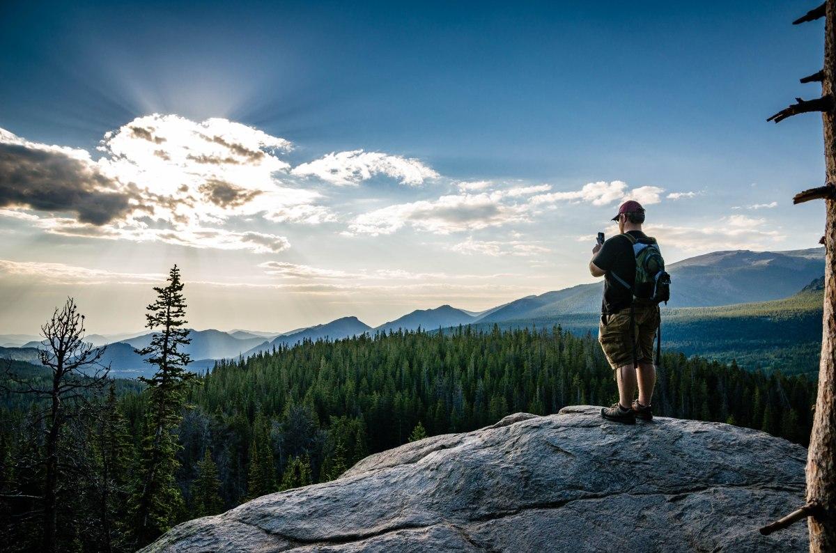 Rocky Mountain National Park,CO