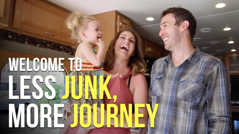 Less Junk More Journey