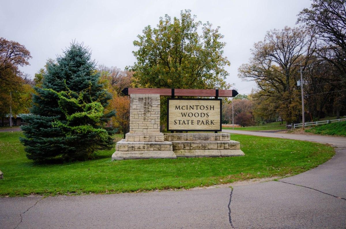 McIntosh Woods StatePark